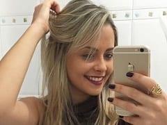 Júlia Loirinha Cheia de Tesão Sentou Gostoso na Piroca e Colocou Câmera Pra Filmar a Transa Caseira – SP