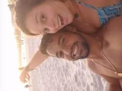 O Vídeo da Suruba Com a Noiva do Bruno Monteiro, Rapaz Que Tentou se Suicidar na Ponte Rio-Niterói, Ganhou Uma Repercussão Imensa Após o Acontecido