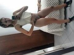 Rachel Pimentel Espetáculo de Loira Ficou Toda Empinada de Quatro Levando Rola Enquanto Seu Parceiro Filmava a Transa – MG