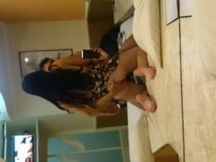 Laísa Jovem Esposa Bem Gostosinha de Macaé – RJ Foi Pro Motel Com Seu Parceiro Pra se Divertir e Gravou um Vídeo da Transa