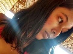 Brenda Novinha Magrinha de Fortaleza – CE Tirou Fotos Peladinha Mostrando Sua Xota Peluda e Acabou Parando na Internet
