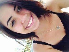 Nicoly Oliveira Novinha Gatinha de Bandeirantes – PR Tirou Fotos se Exibindo Peladinha e Mandou Pro Seu Ficante Que Vazou Tudo