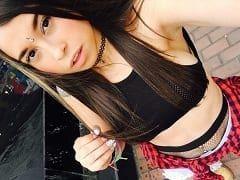 Natália Andréa Tamayo a 'Kloe La Maravilla' CamGirl Muito Gostosa de 18 Anos Ficou se Exibindo Toda Peladona em Vídeo e Tirou Fotos Ousadas