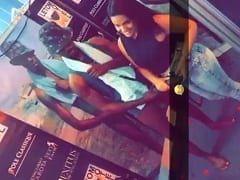 """Evento em São Paulo Teve o """"Negão da Piroca"""" Como Protagonista e Amadoras Safadas Tiraram Fotos Segurando a """"Rola"""" Dele – Amadoras"""