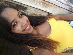 Laysa Silva Ninfetinha Ousada do Rio de Janeiro – RJ Tirou Fotos da Xereca e Dos Peitinhos Empinados Mas Parou na Net ao Confiar no Ficante