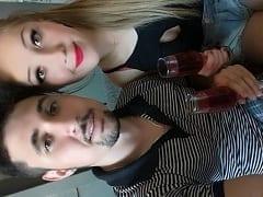 Sandra e Diego Casal Tarado de Dois Vizinhos – PR Gravou um Vídeo Íntimo Dando Uma Trepada Nervosa em Casa Mas Acabaram Parando na Internet