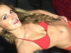 Lindsey Loira Gata Espetacular Que é Modelo Erótica de Webcam Gravou um Vídeo Caseiro Dando Uma Trepada Com Seu Namorado