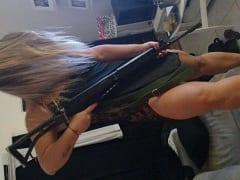 Mari Policial Federal Moradora de Boa Esperança – MG Gravou Vídeos Toda Nua Fazendo Altas Safadezas Com Seu Parceiro e Também Tirou Fotos Picantes do Seu Corpo de Luxo