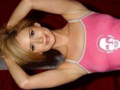 Ashley Jones Coroa Muito Gostosa Americana Que É Atriz Da Serie Mundialmente Conhecida, True Blood, Caiu Na Net Exibindo Seu Corpinho Branquinho Lindo