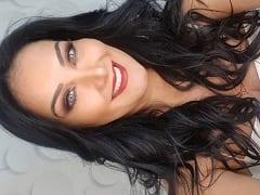 Helen Ganzarolli a Modelo e Apresentadora Estava no Jurados do Silvio Santos e Mandou um Quadradinho de 8 Pagando Calcinha ao Vivo na TV Brasileira