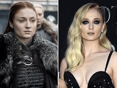 Sophie Turner, a Sansa de Game of Thrones Foi Flagrada Fazendo Topless no Verão de Ibiza