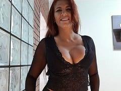 Melissa Devassa a Coroa Mais Famosa do Pornô BR Ficou Mamando o Cara e Fodeu Gemendo Demais