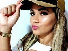 Luna Oliveira Morena Gata e Cavala Demais Quicou na Piroca do Cliente Com Sua Bunda Imensa e Ele Filmou